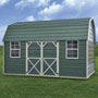 RTO Metal Side Lofted Barn