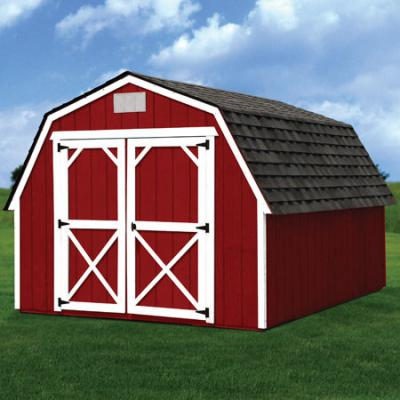 RTO Painted Barn