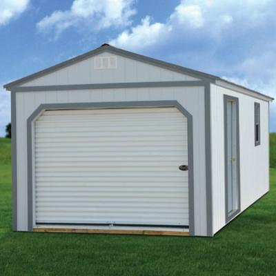 RTO Painted Portable Garage