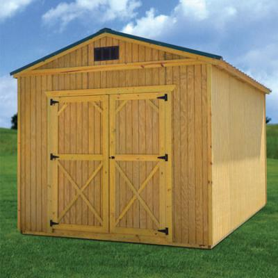 RTO Treated Utility Tall Shed